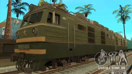 VL80k-484 para GTA San Andreas
