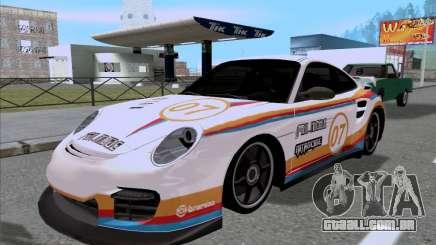 Porsche 997 GT2 Fullmode para GTA San Andreas