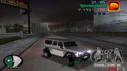 UAZ-3159 para GTA Vice City