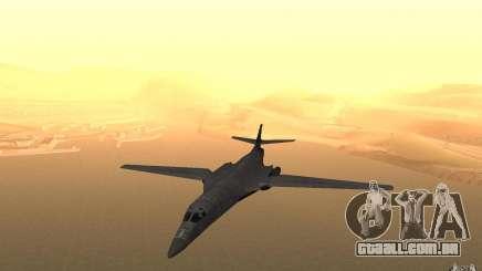 B1-B LANCER para GTA San Andreas
