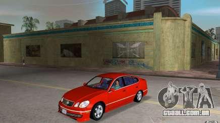 Lexus GS430 para GTA Vice City