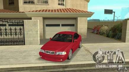 Volvo C70 1999 para GTA San Andreas