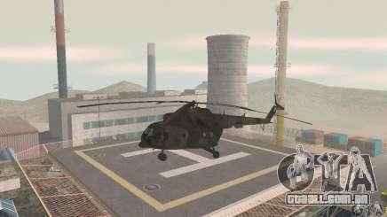 MI-17 para GTA San Andreas