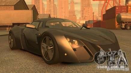 Marussia B2 2012 para GTA 4