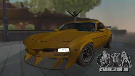 SPEEDEVIL from FlatOut 2 para GTA San Andreas
