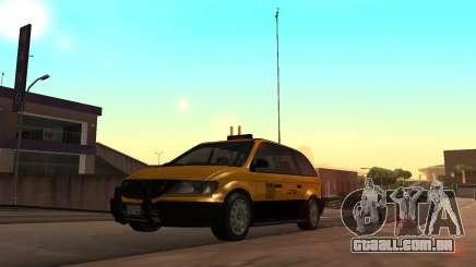Taxista de GTA 4 para GTA San Andreas