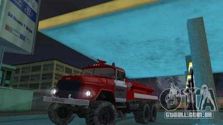 ZIL 131 AC-20 para GTA San Andreas