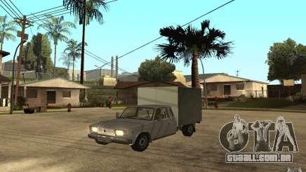 CEP 2345 para GTA San Andreas