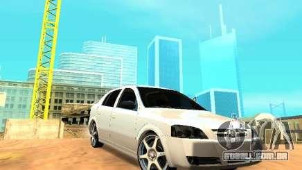 Chevrolet Astra Hatch 2010 para GTA San Andreas