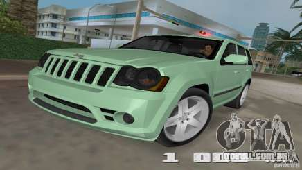 Jeep Grand Cherokee para GTA Vice City
