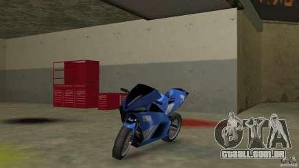 Yamaha YZF R1 para GTA Vice City