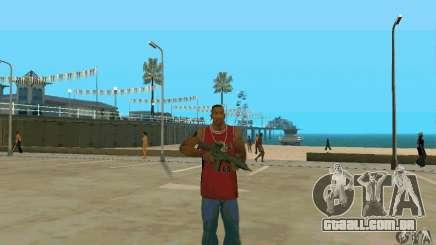XM8 para GTA San Andreas