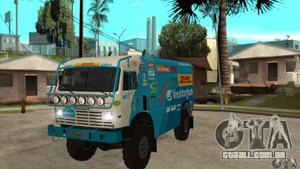 KAMAZ 4911 Rally MASTER para GTA San Andreas