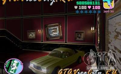Chrysler Lee Baron para GTA Vice City