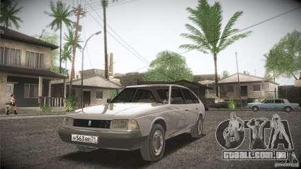Moskvich 2141 Sviatogor para GTA San Andreas