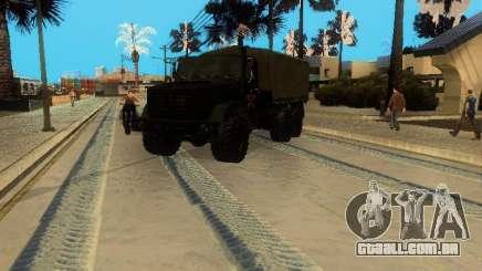 ZIL 4334 maior patência para GTA San Andreas