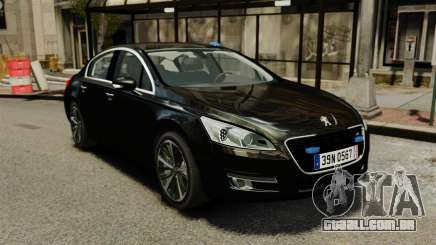 Peugeot 508 Presidentielle ELS para GTA 4