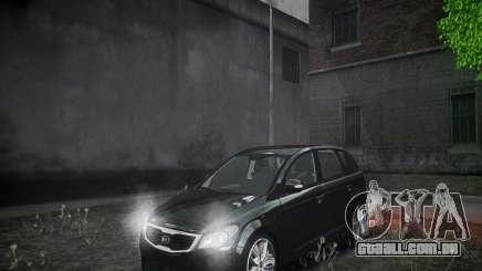 Kia Ceed para GTA 4