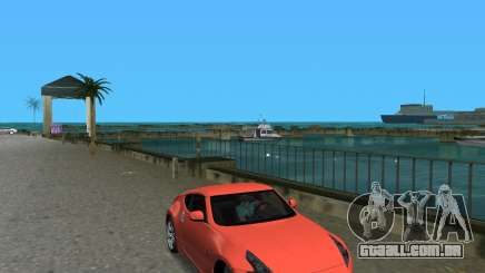 Nissan 370Z para GTA Vice City