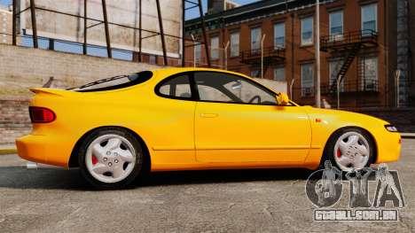 Toyota Celica ST185 GT4 para GTA 4