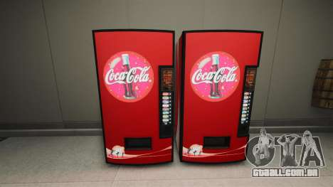 Máquinas de venda de coca-cola para GTA 4