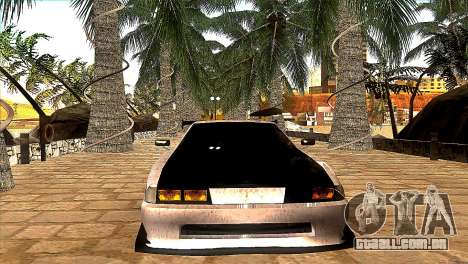 Elegy BN Nismo Sports para GTA San Andreas esquerda vista