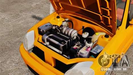 Daewoo Lanos Sport US 2001 para GTA 4