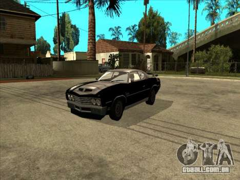Remington para GTA San Andreas
