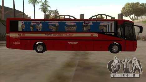 Bagong Lipunan Transit BM 384 para GTA San Andreas