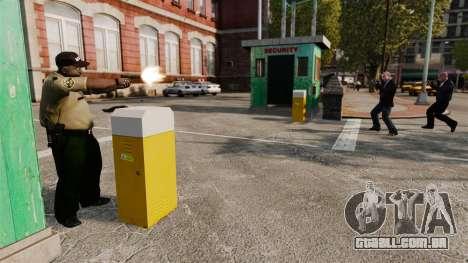 Guardas da polícia para GTA 4 terceira tela