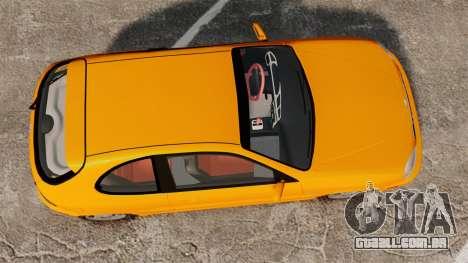 Daewoo Lanos Sport US 2001 para GTA 4 vista direita