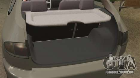 Daewoo Lanos Sport PL 2000 para GTA 4 vista lateral