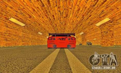 Elegy Sport para GTA San Andreas vista direita