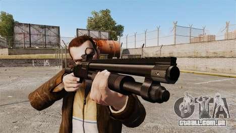 Tactical shotgun v2 para GTA 4 terceira tela