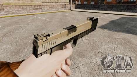 Carregamento automático pistola USP H & K v3 para GTA 4 segundo screenshot