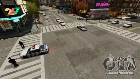 Mais polícia para GTA 4