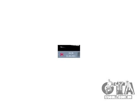 Time Sync Tool v1.0 para GTA San Andreas terceira tela