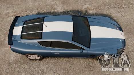 GT Super atualizado para GTA 4 vista direita