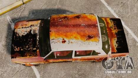 Tofas Serce Rusty para GTA 4 vista direita