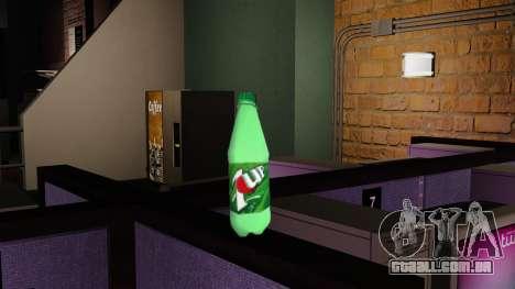 A nova garrafa de espumante beber 7UP para GTA 4 segundo screenshot
