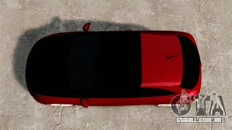 SEAT Ibiza para GTA 4 vista direita