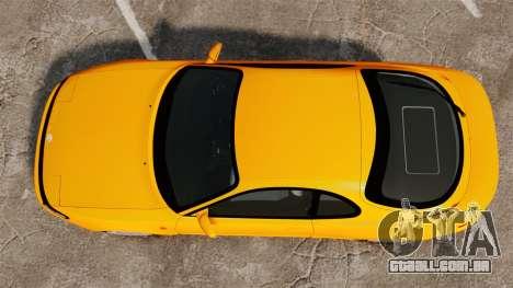 Toyota Celica ST185 GT4 para GTA 4 vista direita
