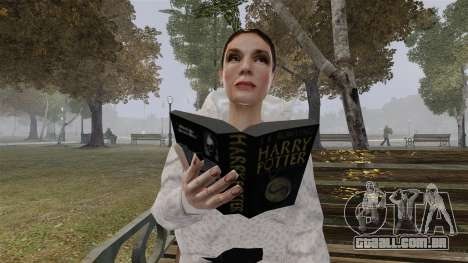 O livro de Harry Potter para GTA 4 segundo screenshot