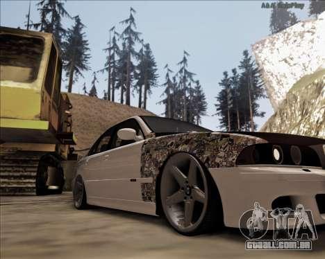 BMW M5 E39 Stanced para GTA San Andreas