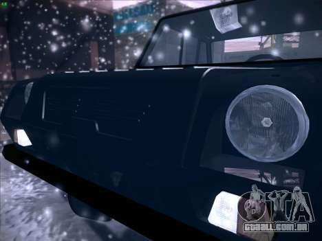 Seaz-3D para vista lateral GTA San Andreas