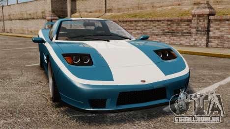 Coquette M para GTA 4