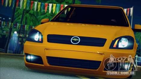 Chevrolet Celta para GTA San Andreas