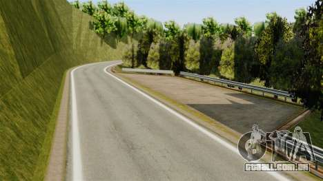 Takahiro Hill para GTA 4