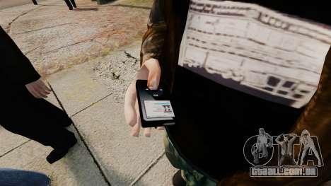 Jogador de MP3 atualizado para GTA 4 segundo screenshot