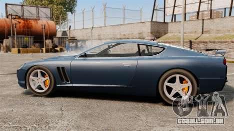 GT Super atualizado para GTA 4 esquerda vista
